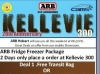 Kellevie ARB Fridge Freezer Package