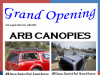Grand Opening Special - ARB Canopy