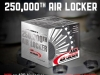 250,000th Air Locker Competition