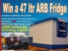 Win a 47L ARB Fridge Freezer