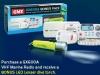 GME GX600A Bonus Pack