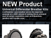 Universa; Differential Breather Kit