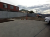 Concreting fittign bays