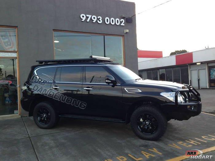 Nissan Patrol Y62 Gallery Arb Hobart